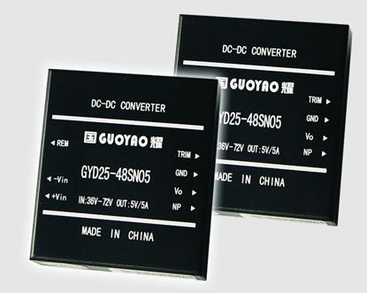 DC/DC头头中国电子竞技app25W-N系列